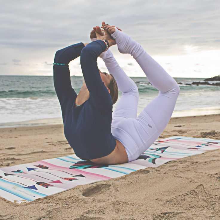 yoga na prirode