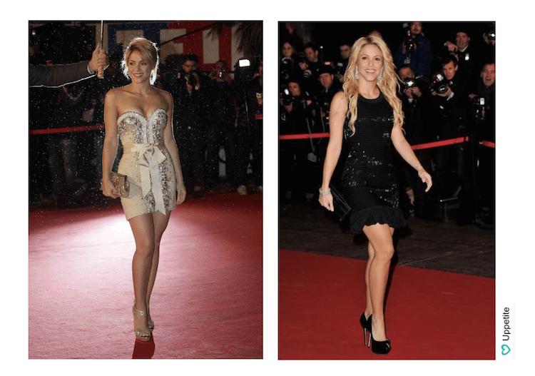 miniatjurnye znamenitosti Shakira