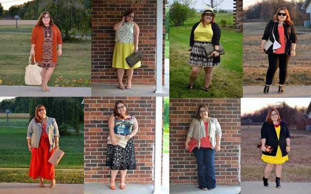 moda dlja polnyh nizkih devushek
