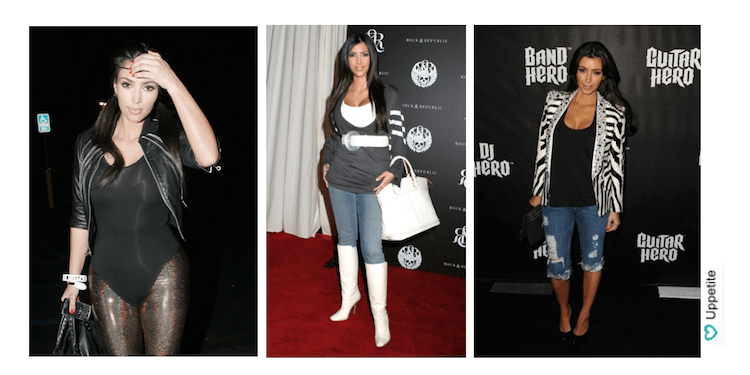 modyne oshibki Kim Kardashian