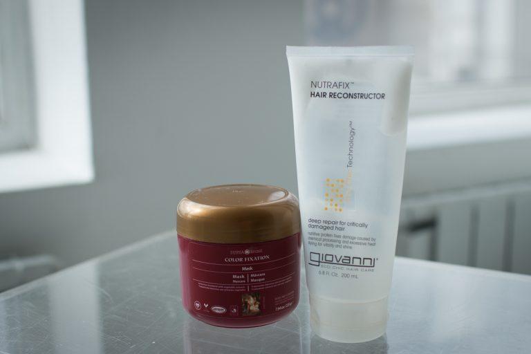 Восстанавливающие маски для волос после окрашивания: мои любимые средства, которые работают