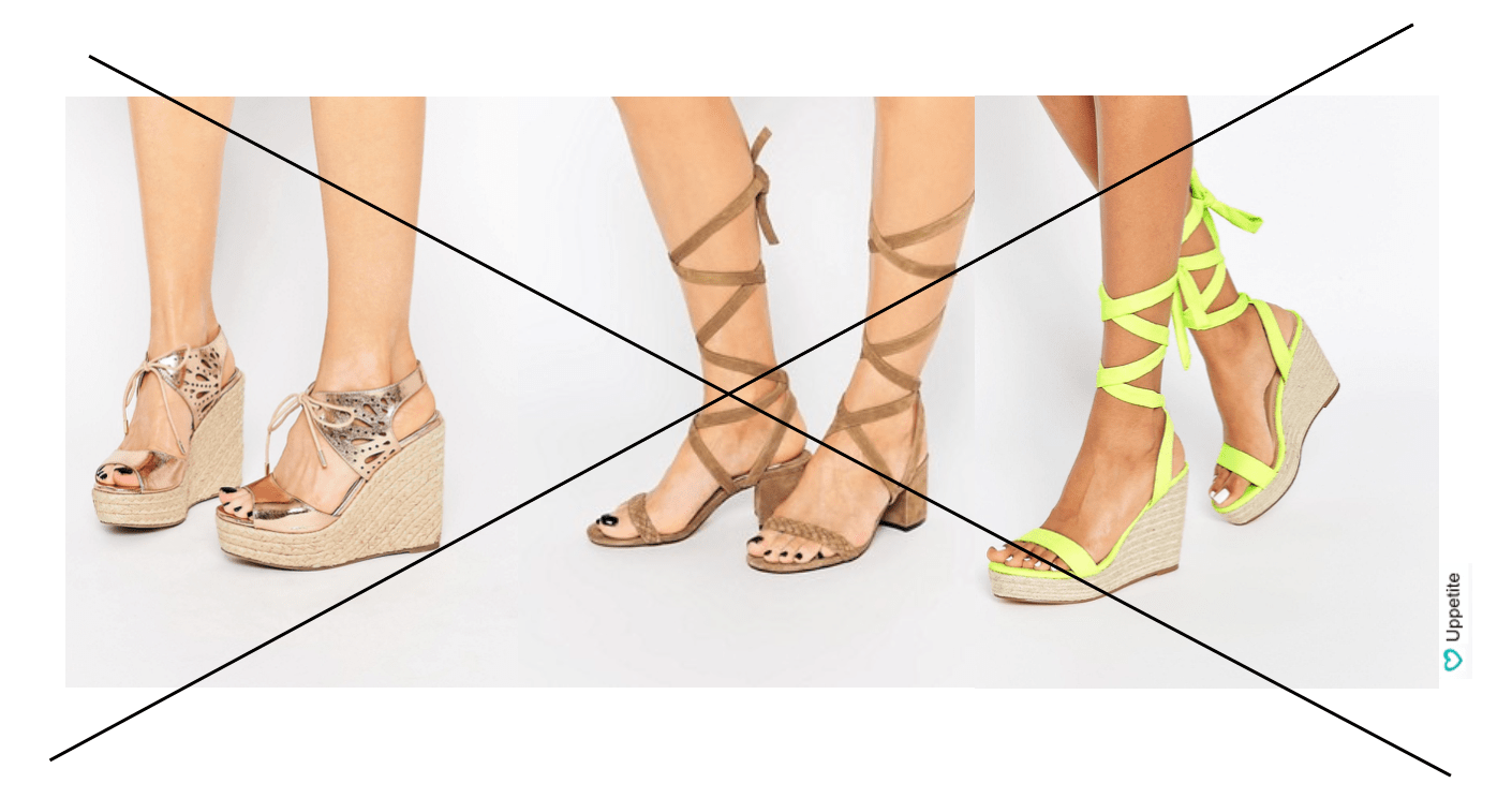 slishkom letnjaja obuv'