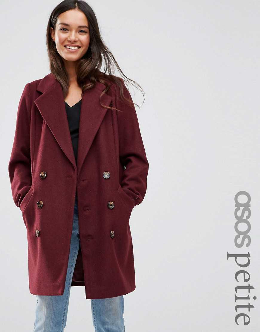38b025a75f1 Пальто для миниатюрных девушек  какое выбрать и где купить