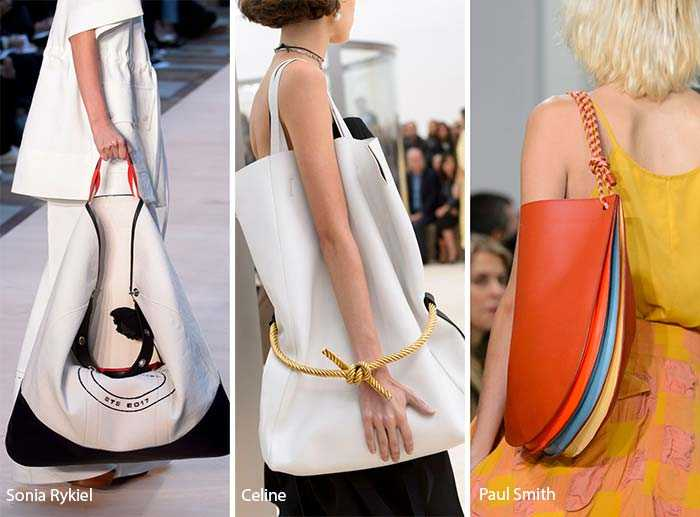 Модные сумки 2017: тренды, фото с показов и советы по выбору