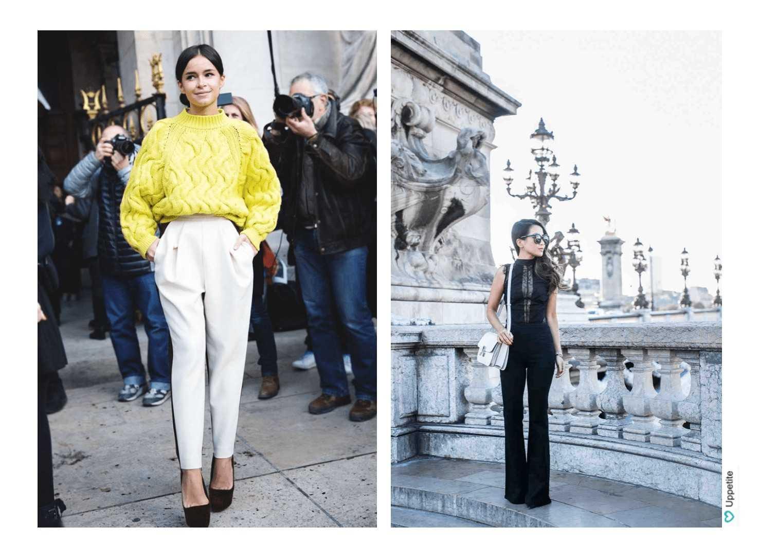 Модные брюки 2019-2020 - фото, модные женские брюки