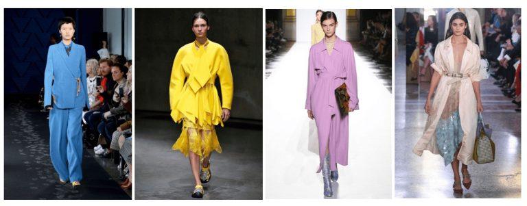 Модные тренды весна 2018: что будем покупать и как это носить