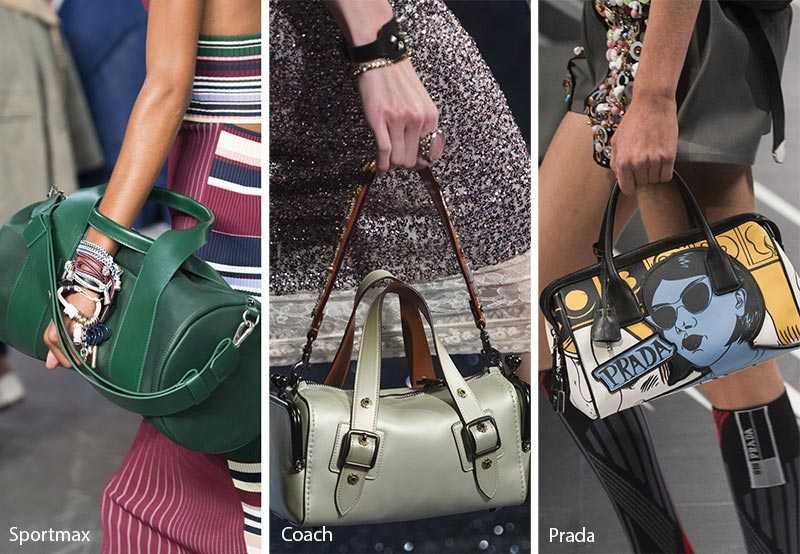 dcf95741df6a В прошлом 2017 модные тенденции сумок предлагали огромные спортивные модели,  что не очень подходило для невысоких девушек.