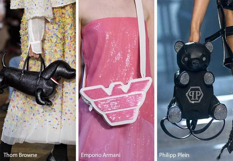 Модные сумки 2018: обзор фото с подиумов и советы стилиста