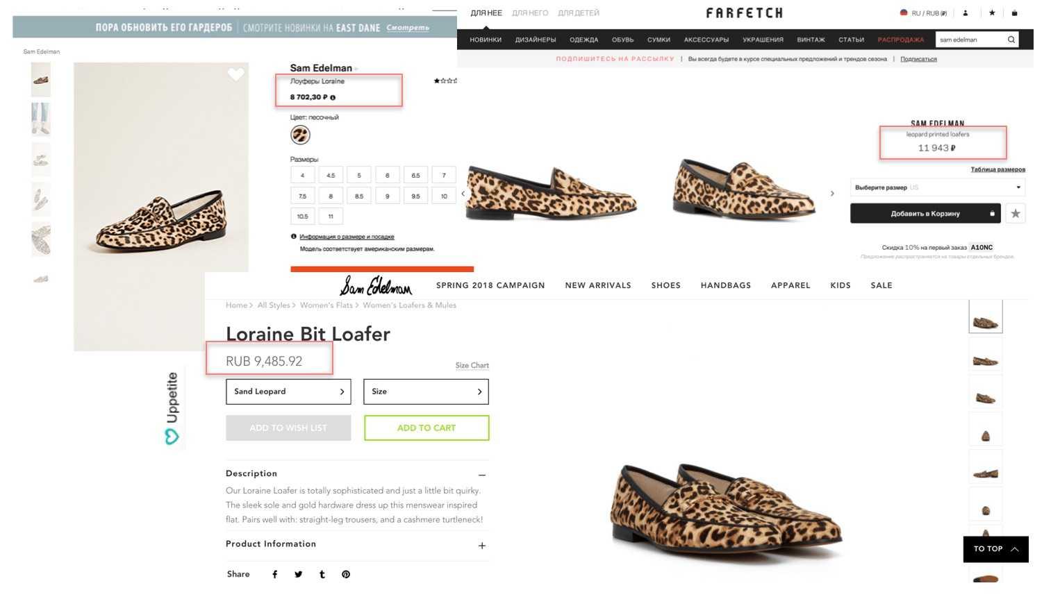 Женская обувь маленьких размеров: обзор брендов, магазинов и интернет-магазинов