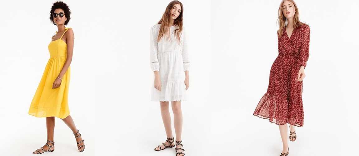 Платья petite: что купить невысоким девушкам летом 2018?