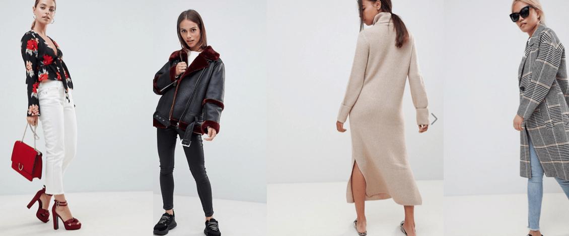 Одежда для невысоких: обзор новинок ASOS petite август 2018