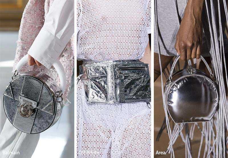 517c3bf649ae Модные показы 2019 года поддерживают тенденцию на серебро. И это  замечательно! Потому что серебряный прекрасно сочетается с любыми другими  ...