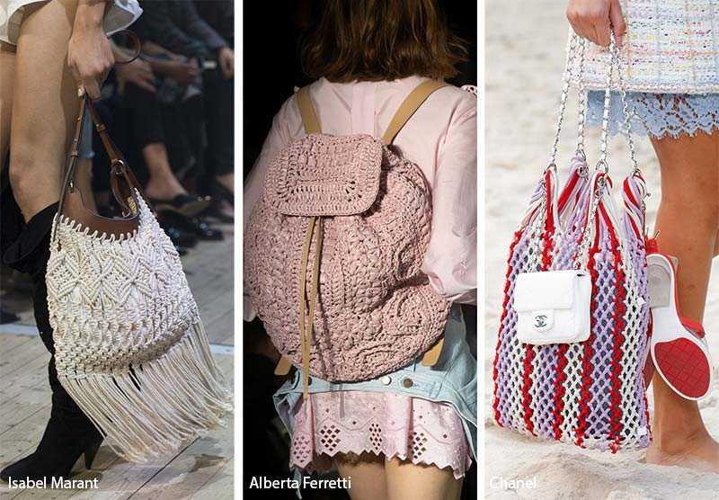 0efc3859cc94 Такие сумки волне логичны для весенне-летнего периода и будут отлично  смотреться в образах бохо, ...