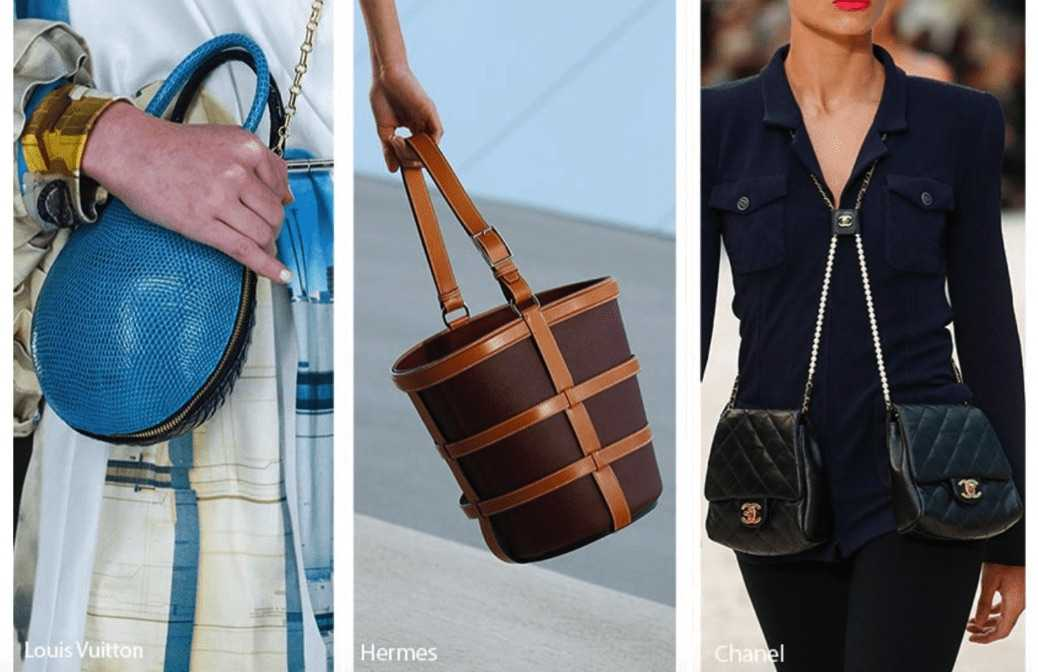 Модные сумки 2019: где купить, как носить, а также обзор фото с подиумов