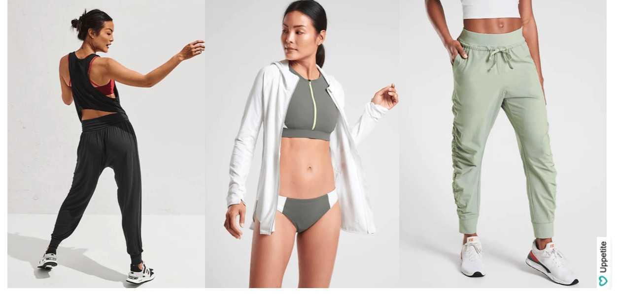 Спортивная одежда на маленький рост