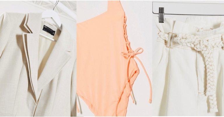 Летняя одежда на низкий рост 2020— что купить на ASOS?