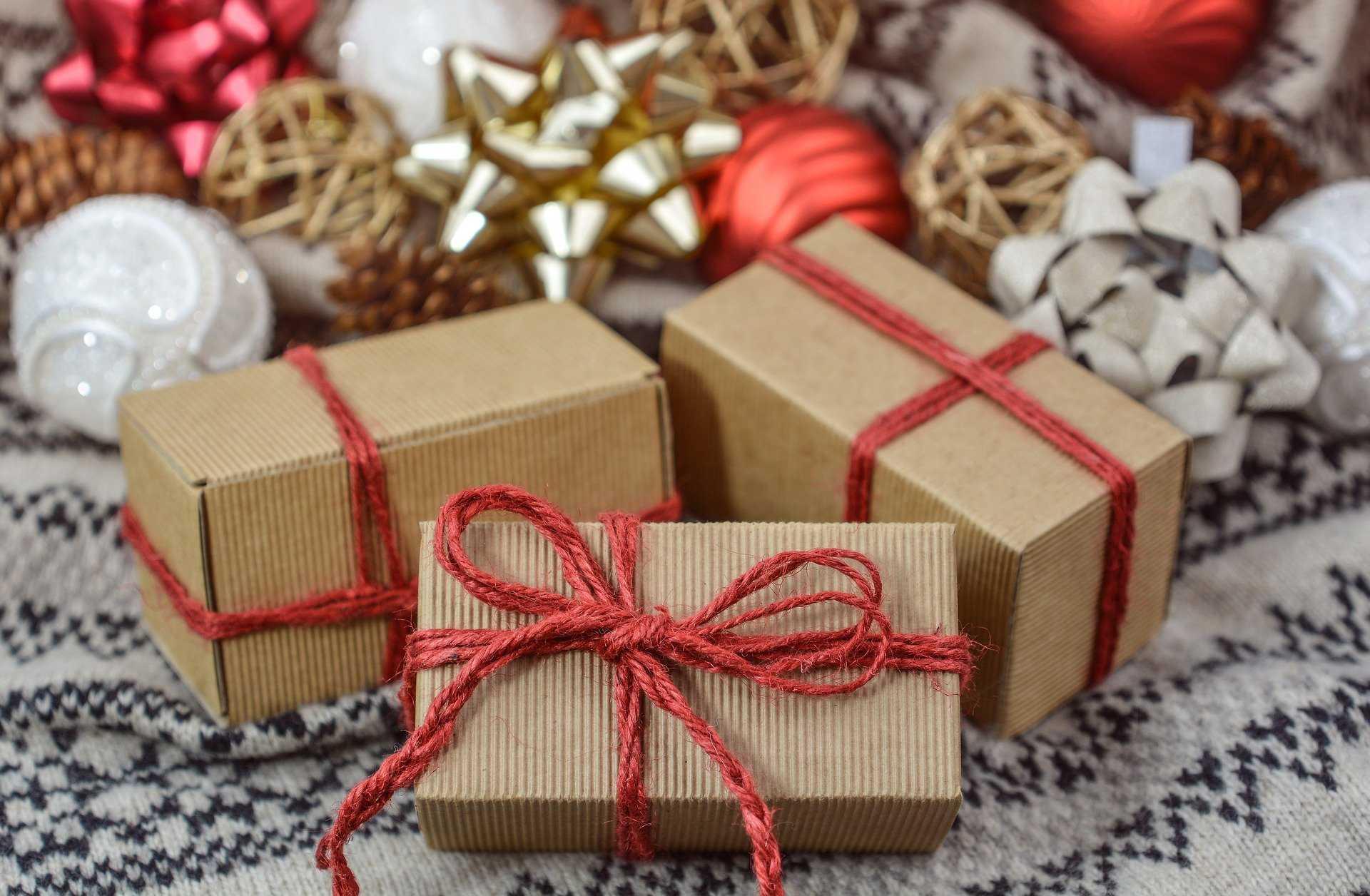 Новогодние поздравления и  подарки!