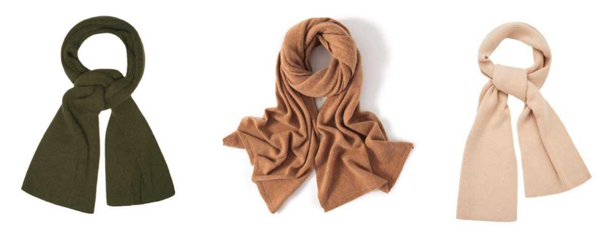 Как выбрать шарф?