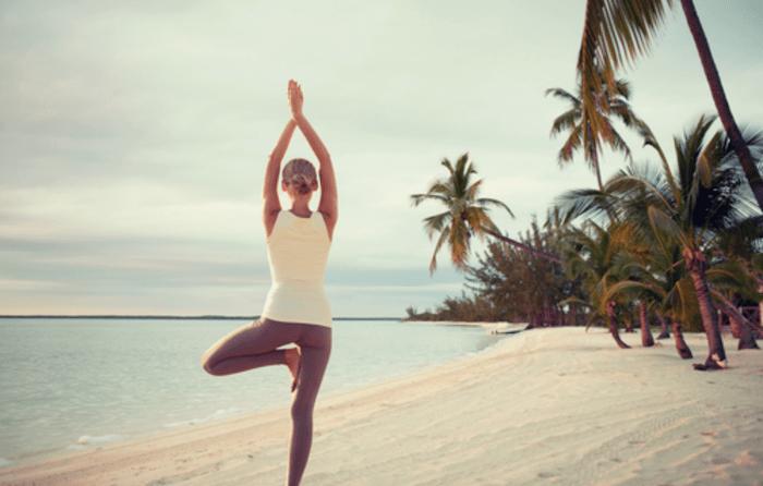 Уроки йоги для начинающих для похудения: пора готовиться к весне
