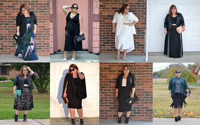 Мода для невысоких полных женщин: как правильно выбирать одежду и где найти размеры