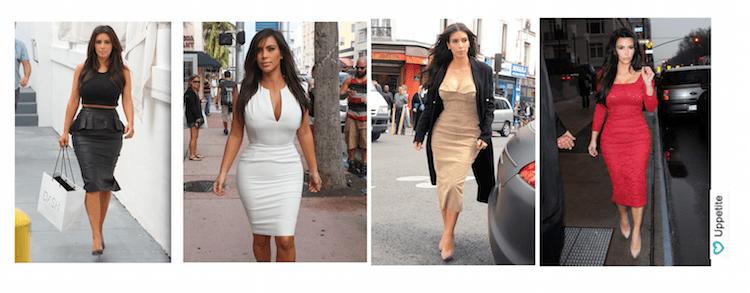 stil' Kim Kardashian