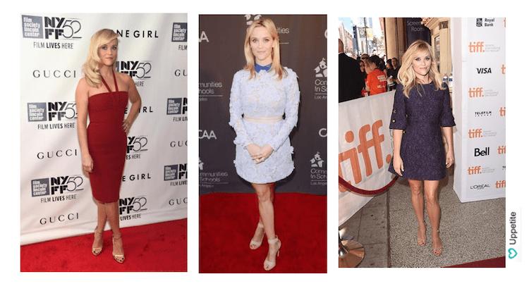 Reese Witherspoon na torzhestvennyh meroprijatijah