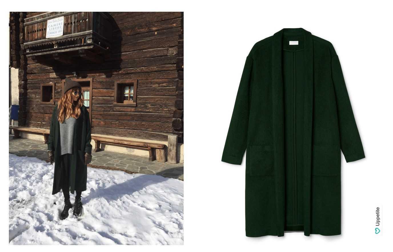 Пальто для миниатюрных девушек: где купить и как носить зимой